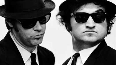 Blues Brothers Ray-Ban Wayfarer